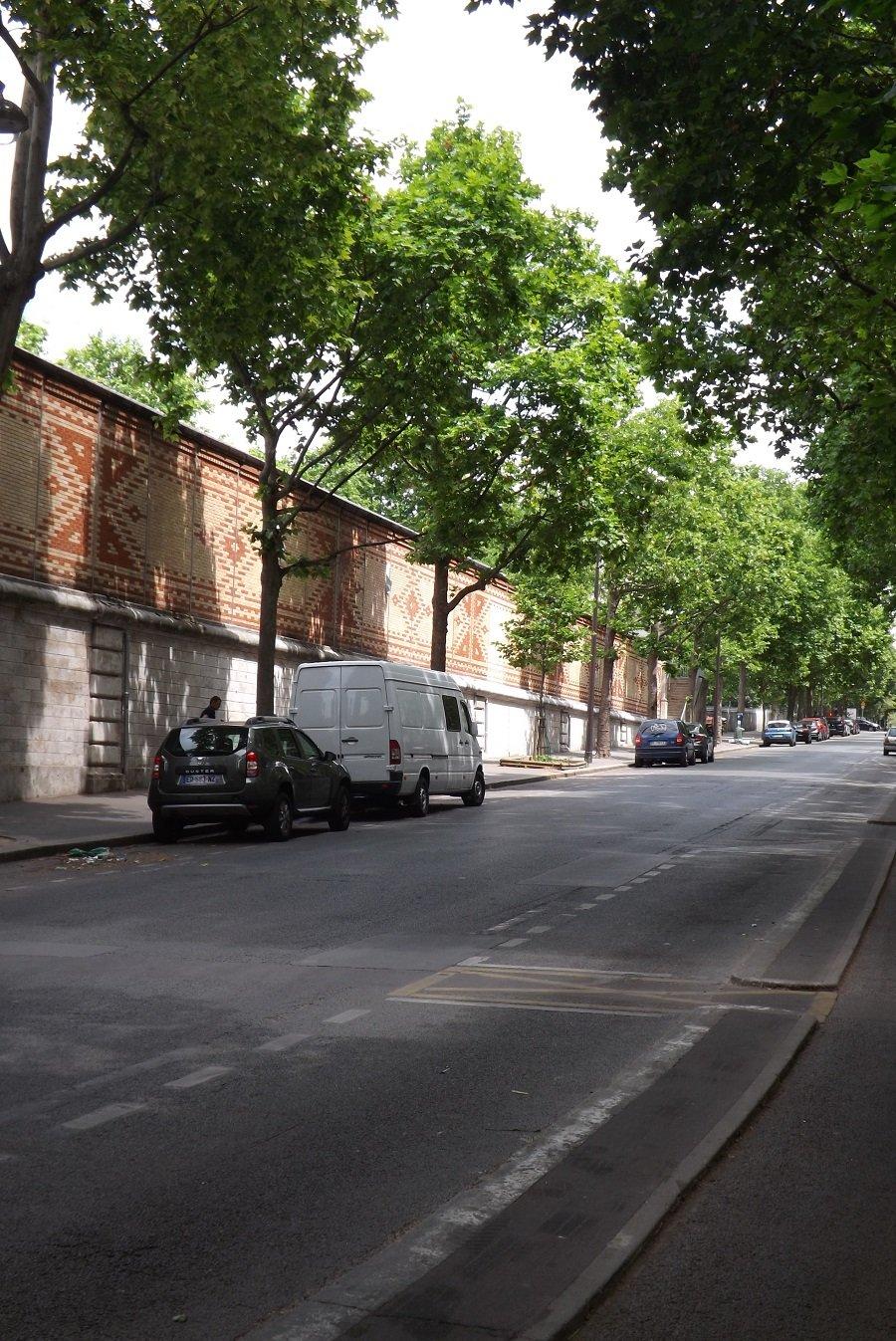 boulevard a blanqui à hauteur rue atget